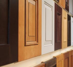 kitchen remodel cabinet selection