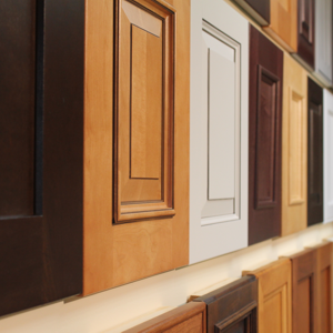 kitchen remodel cabinet selection